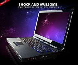 Origin PC Reveals EON17-X Gaming Notebook