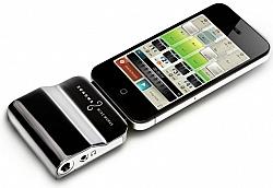 Sonoma GuitarJack Model 2: iPhone Works Like A Portable Studio
