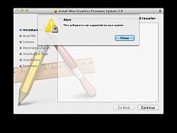 Apple Release iMac Graphics Firmware 3.0 Update
