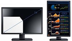 Dell UltraSharp U2412m: 24-inch Monitor With LED