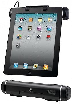 Logitech Tablet Speaker: Hear More, Share More, Enjoy More