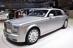 Rolls-Royce Introduces The Phantom Series II