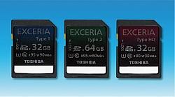 Toshiba Arrives World's Fastest SDHC Memory Card