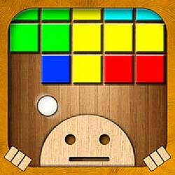Woodroid HD+: Pixelart Brick Breaker Game App For iOS [Free]