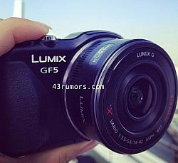 Panasonic Lumix GF5 Images Leaked By A Fashion Model