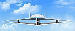Futuristic Supersonic Biplane Could Break The Sound Barrier