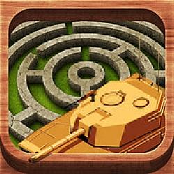 Tank Maze – Premium Game For iPhone [Free]