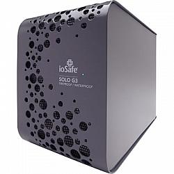 IoSafe Solo G3: Fireproof Waterproof External Hard Drive