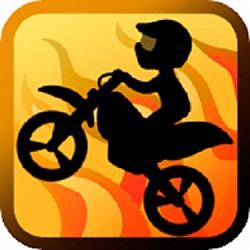 Bike Race – Drive Bike Through Amazing Tracks – iOS App [Free]