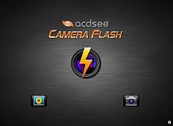 ACDSee Camera Flash – Increase Exposure Of Dark Photos – iOS App [Free]