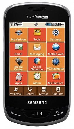 Samsung Brightside Phone By Verizon Wireless