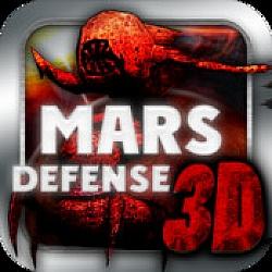 MarsDefense – Premium Shooting Game For iOS [Free]