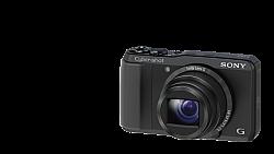 Sony Cybershot DSC-HX20V With 40x Clear Image Zoom