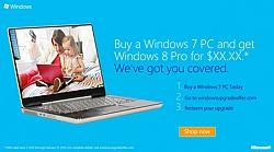 Microsoft To Offer $15 Windows 8 Pro Upgrade