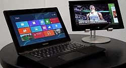 TI Shows OMAP-based Toshiba Windows RT Tablet