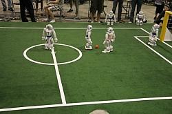 Team DARwIn Wins RoboCup