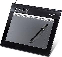 Genius Launches EasyPen M610XA Graphics Design Tablet