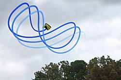 NASA Developing Wind-Borne Power System Like Flying A Kite