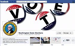 Washington State To Open Voter Registration Through Facebook