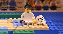 Lego Olympics: Plastic Re-Enactments Of Memorable Olympics Moments