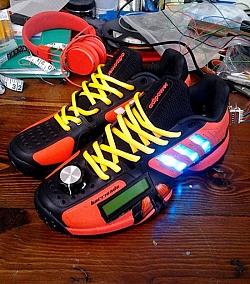 Adidas Shows Social Media Shoe, Designed By Nash Money