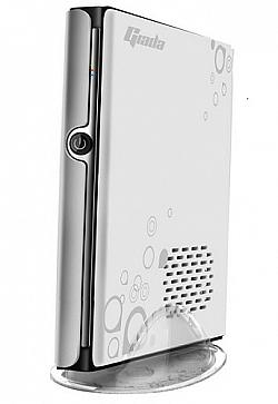 Giada A51 – A Book-Sized Mini PC With AMD Processor