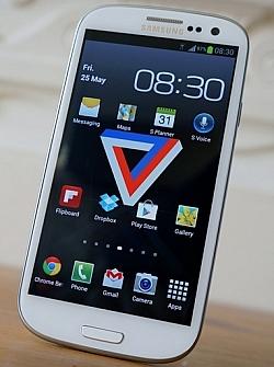Samsung Galaxy S III Surpassed iPhone 4S Sales In August