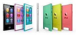 Apple Unveils Amazing 2.5-Inch iPod Nano
