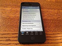 iPhone 5 Has Been Jailbroken Already