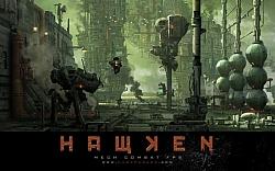 Hawken: The War Is Machine – Scheduled To Release In December