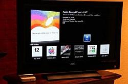 Apple Will Stream Live Video Of 'iPad Mini' Media Event Over Apple TV Today