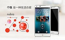 ZTE Launches Quad-Core Nubia Z5 Smartphone