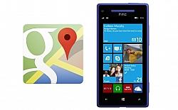 Google Will Soon Restore Access To Google Maps On Windows Phone