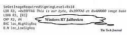 Windows RT Is Now Jailbroken: Details & Facts