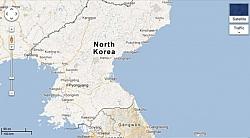 Google Finally Adds Data To North Korea's Map