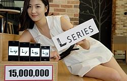 LG Says 15 Million Optimus L Series Phones Sold So Far