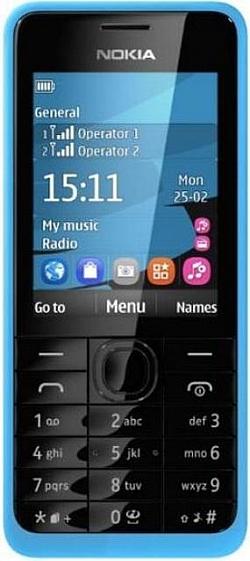 Nokia Unveils Classic Phone Nokia 301 At MWC 2013