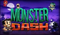 [Review] Monster Dash: An Endless Horizontal Platformer
