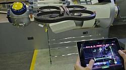 New Drone App Will Help ESA Build Autonomous Spacecrafts