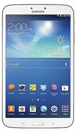 Samsung Unveiled 8-inch Galaxy Tab 3