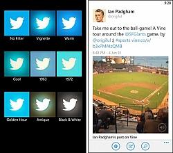 Twitter App For Windows Phone 8 Gets An Update