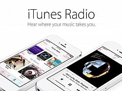 Apple iTunes Radio Already Disrupting Big Wigs Like Pandora