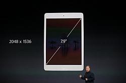 Apple Reveals iPad Mini With Retina Display, Starts At $399