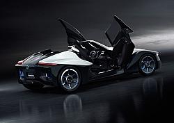 Nissan Brings Its Conceptual Revolutionary Trapezoidal BladeGlider Car