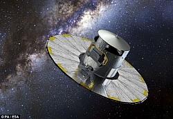 European Space Probe Gaia Will Soon Take Off To Map Billion Stars