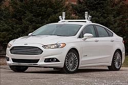 Ford Moves Towards Autonomous Vehicles, Unveils First Prototype