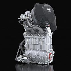 Nissan's 400 Bhp Engine Fits Inside A Small Bag