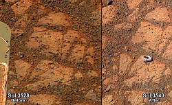 NASA Solved The Mystery Of 'Jelly Doughnut' Shaped Rock On Mars