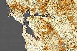 NASA Using Satellites To Track California's Terrible Drought