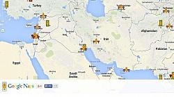 Google Naps – A Parody Site Of Google Maps, Finds Places For A Quick Nap